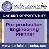 Position: Pre-production Engineering Planner