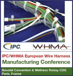 ipc—association connecting electronics industries and the wiring harness  manufacturer's association (whma) invites engineers, researchers,  academics,