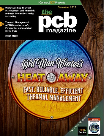 December Edition of The PCB Magazine is Now Available
